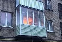 Теплое остекление балконов пластиковым профилем в ногинске в.